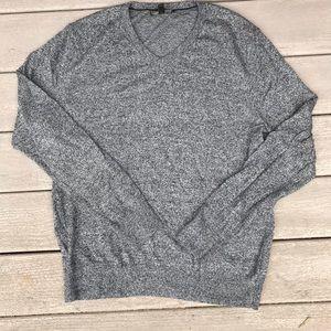 Banana Republic Men's V-Neck Sweater L